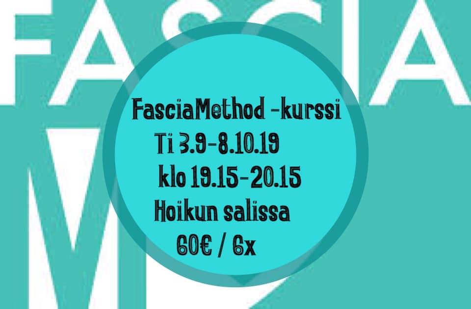 FasciaMethod-kurssi