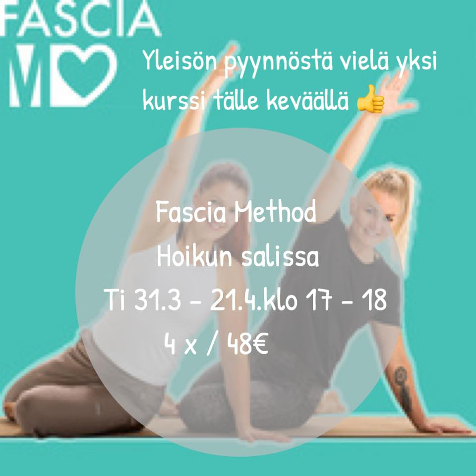Fascia Method -kurssi