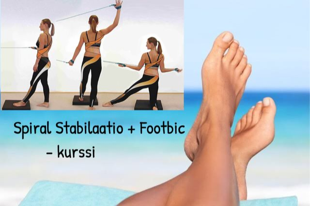 Spiral Stabilaatio + footbic-kurssi