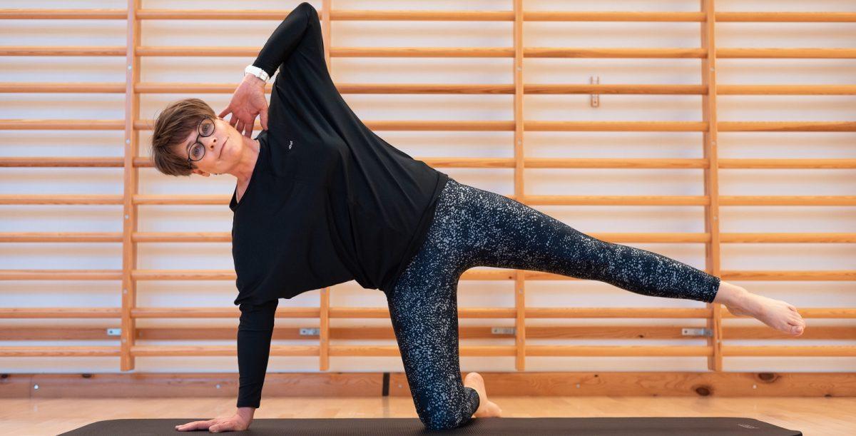 Fysioterapeutti & Pilates-ohjaaja Kirsi Suova